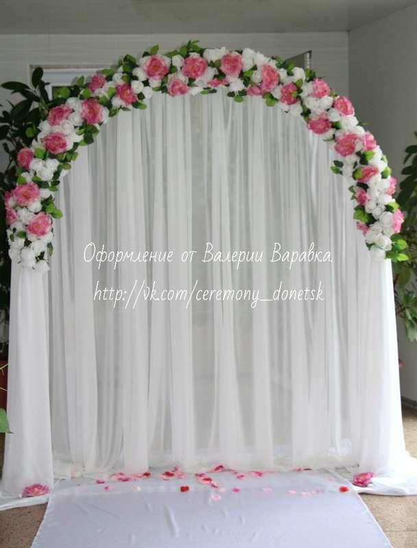 Фото 7448802 в коллекции Свадьба в розовом цвете - Varavka Event Team