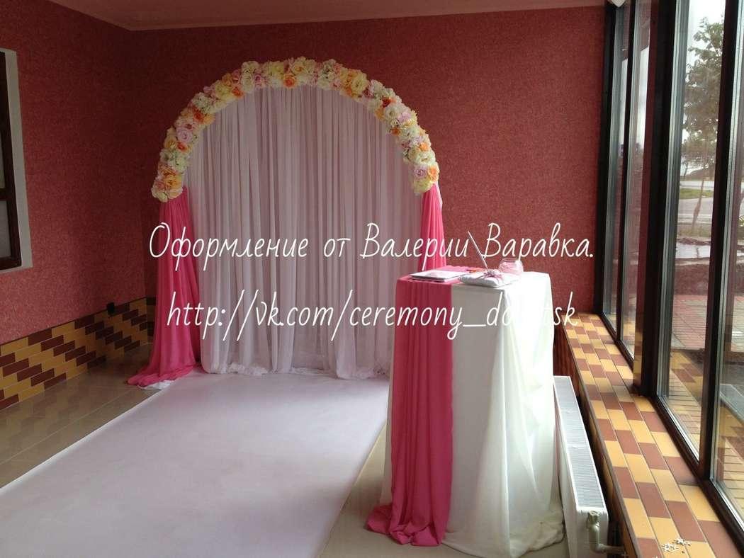 Фото 7448812 в коллекции Свадьба в розовом цвете - Varavka Event Team