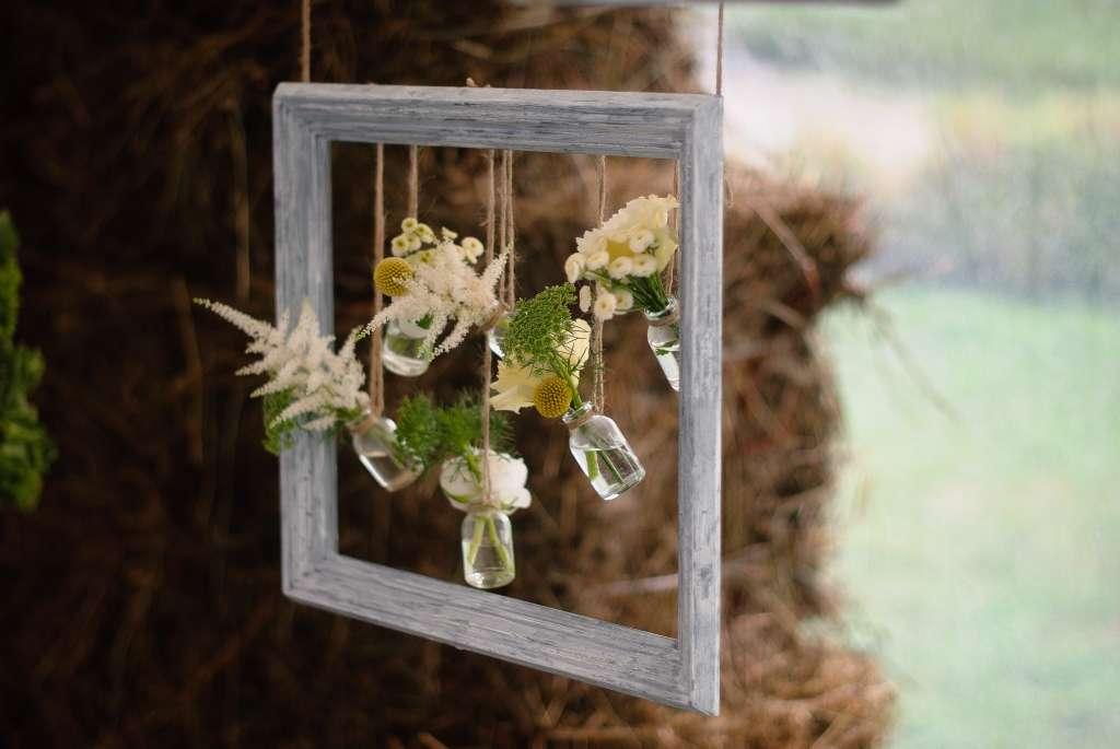 декоративная рамка для необычного оформления - фото 1559193 Jolly Bunch. - свадебная флористика