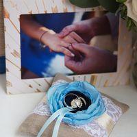 утро невесты, сборы, туфли, гипсофила, рустик, шебби шик, голубой, серенити, подушечка для колец