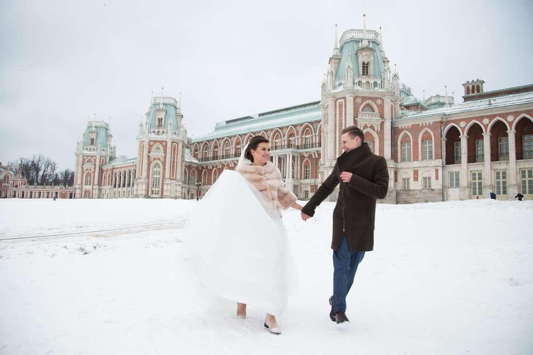 улицы москвы для свадебной фотосессии зимой только