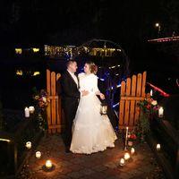 ночная церемония, церемония при свечах, вечерняя церемония, лакада, свадьба в октябре, осенняя свадьба