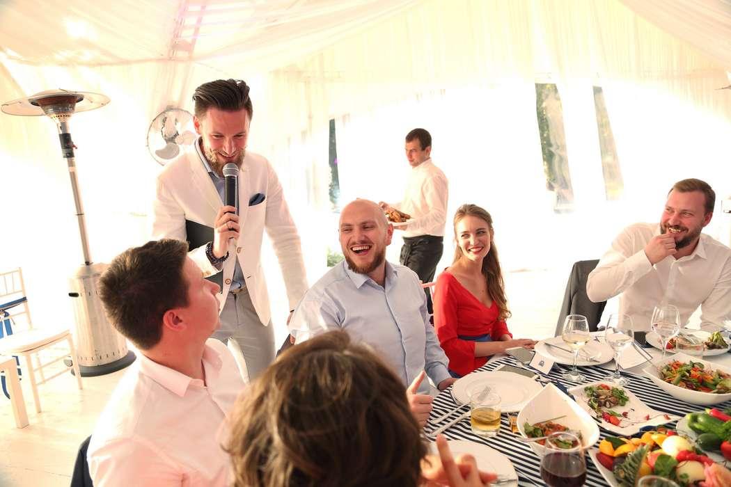Фото 15539646 в коллекции Морская свадьба 21.07.2017 - Фото и видеосъёмка Fevish studio