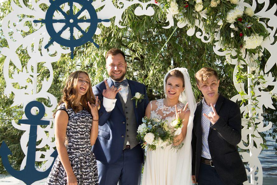 Фото 15539720 в коллекции Морская свадьба 21.07.2017 - Фото и видеосъёмка Fevish studio