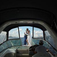 морская тема, морская свадьба, яхта, фотосессия на яхте