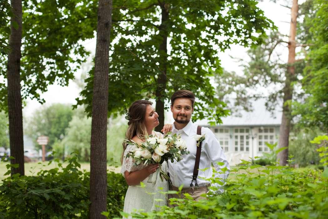 Свадьба в новосибирске на природе