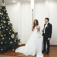 Дворец Бракосочетания № 4 19.12.2015