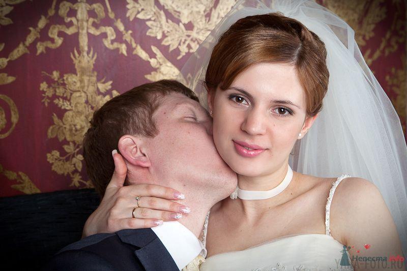 зимняя свадьба Киры и Дмитрия - фото 75790 Фотограф Яна Роджерс