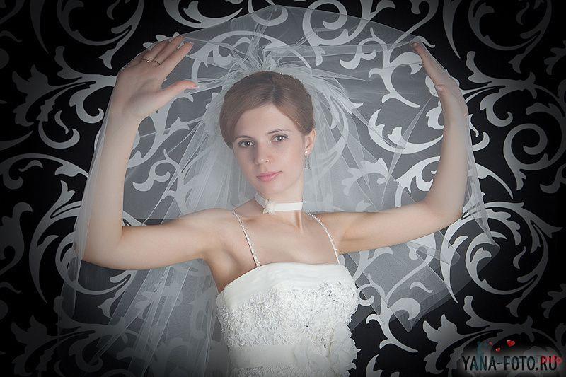 зимняя свадьба Киры и Дмитрия - фото 75805 Фотограф Яна Роджерс