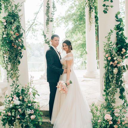 Координация + частичная организация свадьбы