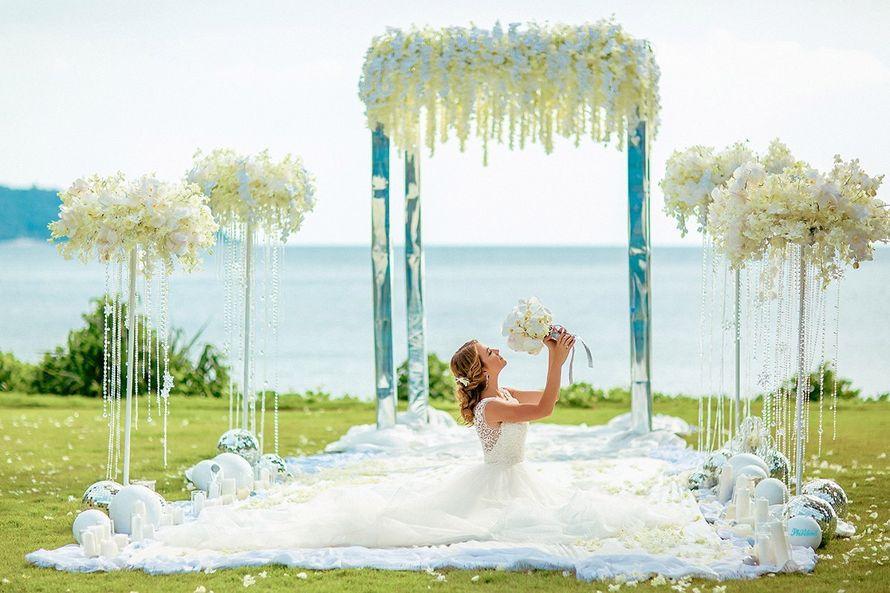 Фото 11632952 в коллекции Портфолио - Организация свадебных церемоний и фотосессий Phuketwed