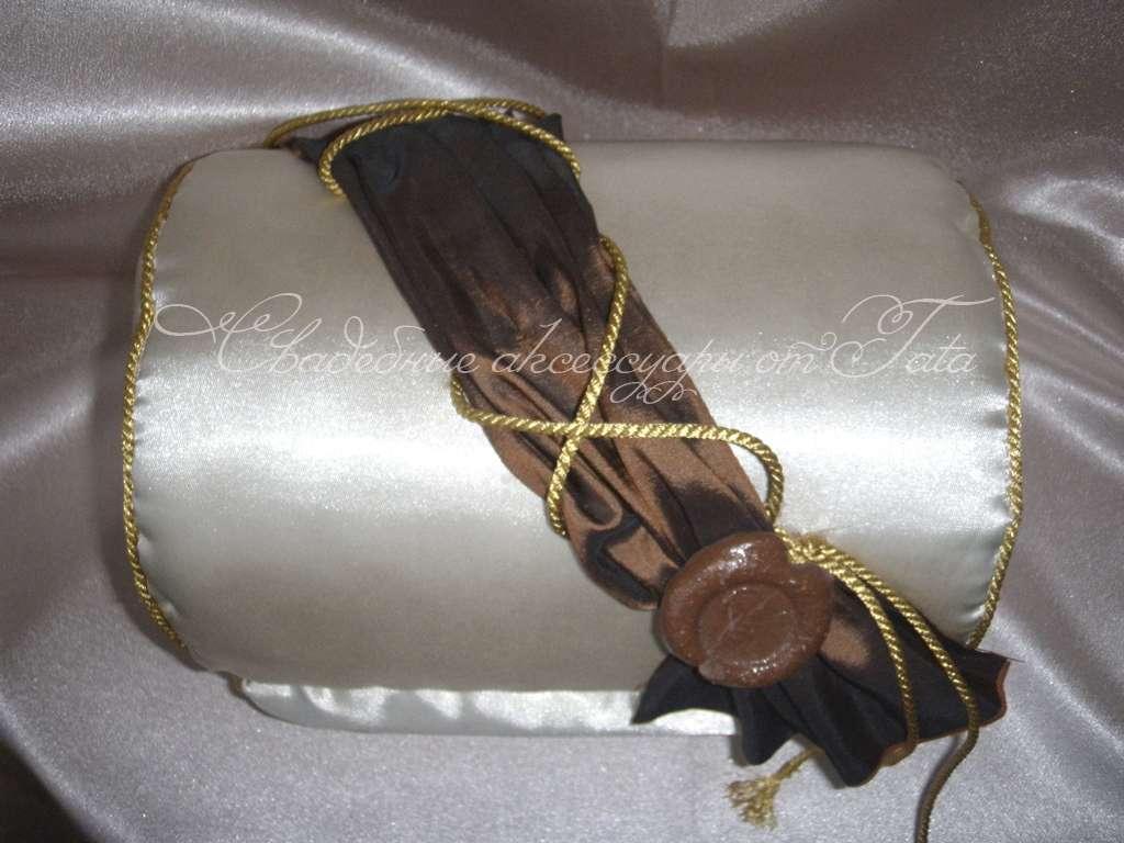 Фото 641813 в коллекции Сундучки для сбора денег - Свадебные аксессуары от Tata