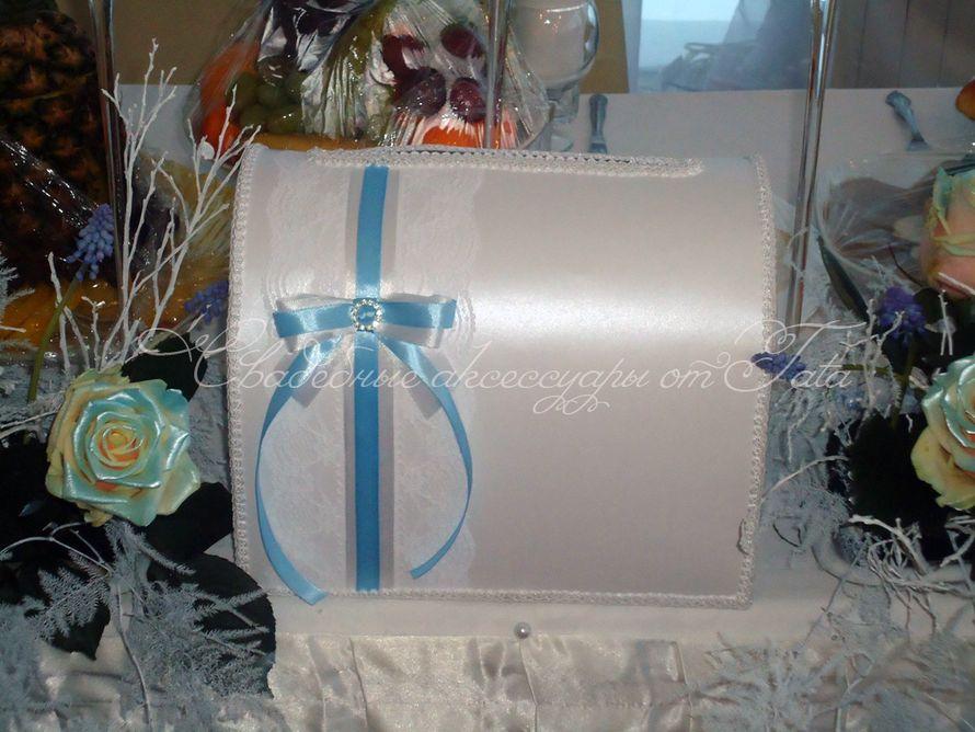 Фото 641865 в коллекции Сундучки для сбора денег - Свадебные аксессуары от Tata