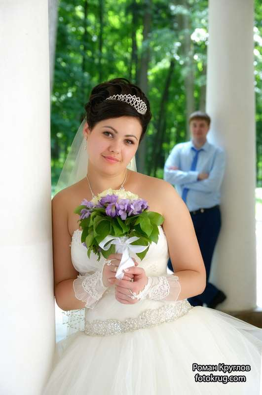 Свадебный сезон 2013. - фото 1295387 Свадебный фотограф Роман Круглов