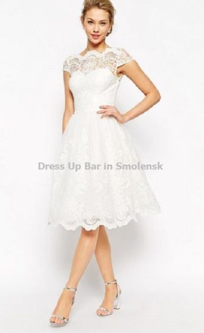 Фото 7862828 в коллекции Коктельные и вечерние платья - Dress Up Bar - свадебные и вечерние платья