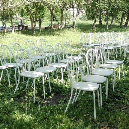 Аренда стульев на сутки - цена за 1 единицу
