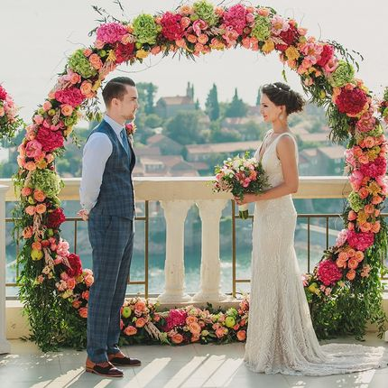 Организация официального брака в Черногории