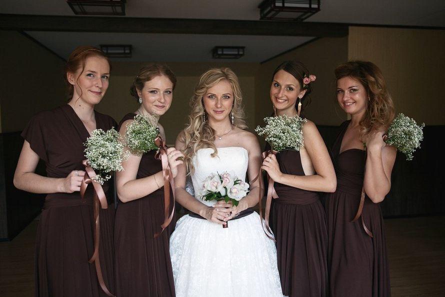 Фото 7878622 в коллекции Свадебные фото - Решение за кадром - видеосъёмка