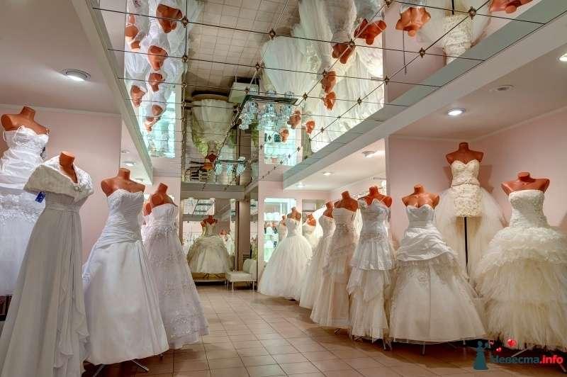 """Свадебные платья - фото 449578 Торговый дом """"Салон новобрачных"""" - платья"""