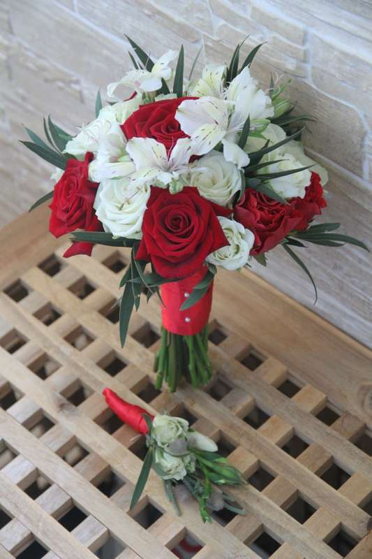 Фото 7939096 в коллекции Свадебная флористика - Цветочная мастерская Friends and Flowers