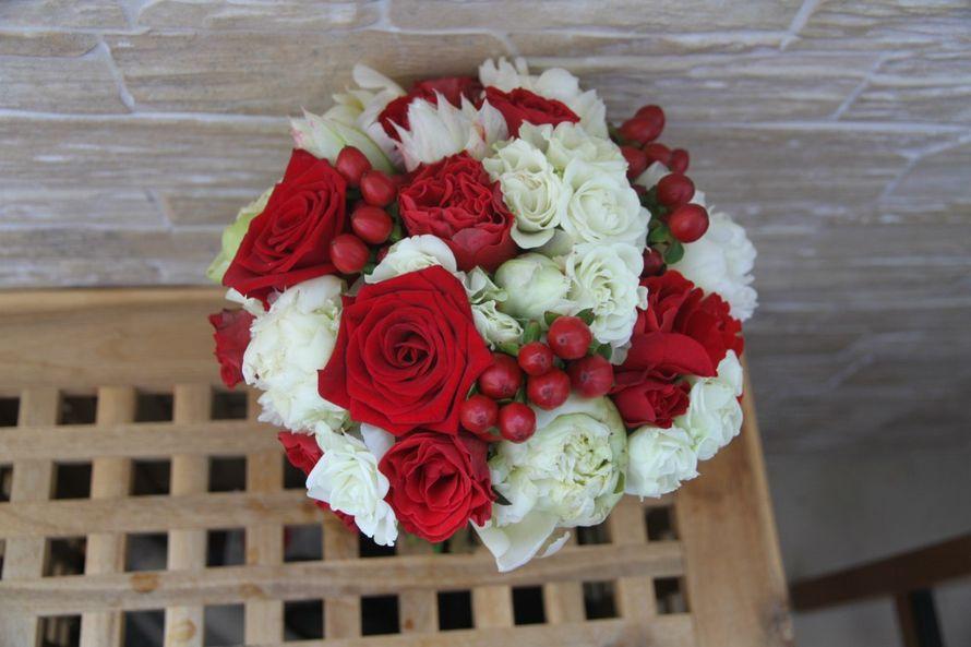 Фото 7939102 в коллекции Свадебная флористика - Цветочная мастерская Friends and Flowers