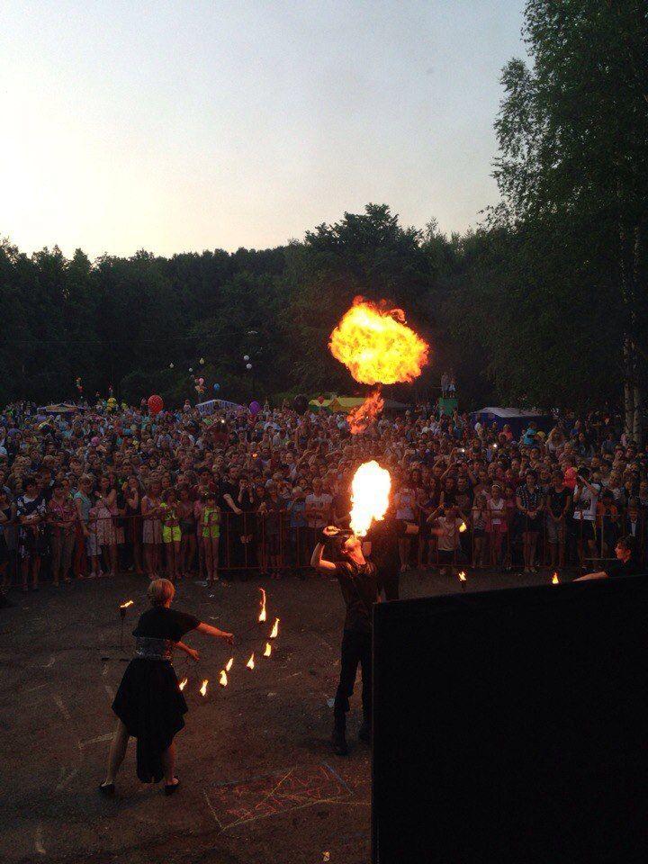 """Фото 7973864 в коллекции Огненно-пиротехническое шоу - Огненное и пиротехническое шоу """"Incendio"""""""