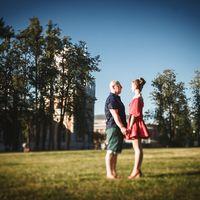 Love Story Света + Вова ( прекрасный вечер , позитив и настоящие чувства ) съемка проводилась за пару недель до свадьбы - см скоро альбом отчет о свадьбе
