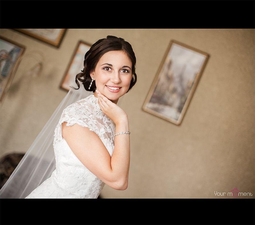Фото 8006756 в коллекции Невесты - Визажист-стилист Ирина Казённова