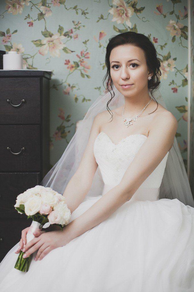Фото 8006772 в коллекции Невесты - Визажист-стилист Ирина Казённова