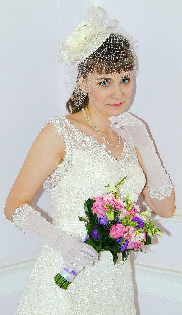 Фото 8006778 в коллекции Невесты - Визажист-стилист Ирина Казённова