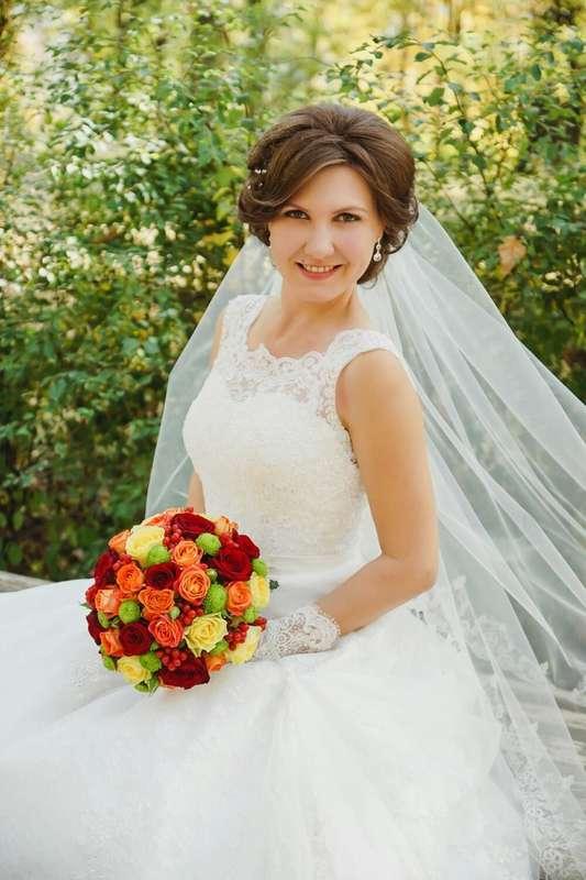 Фото 8006796 в коллекции Невесты - Визажист-стилист Ирина Казённова