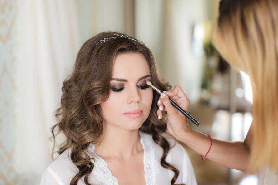 Фото макияжа и укладки