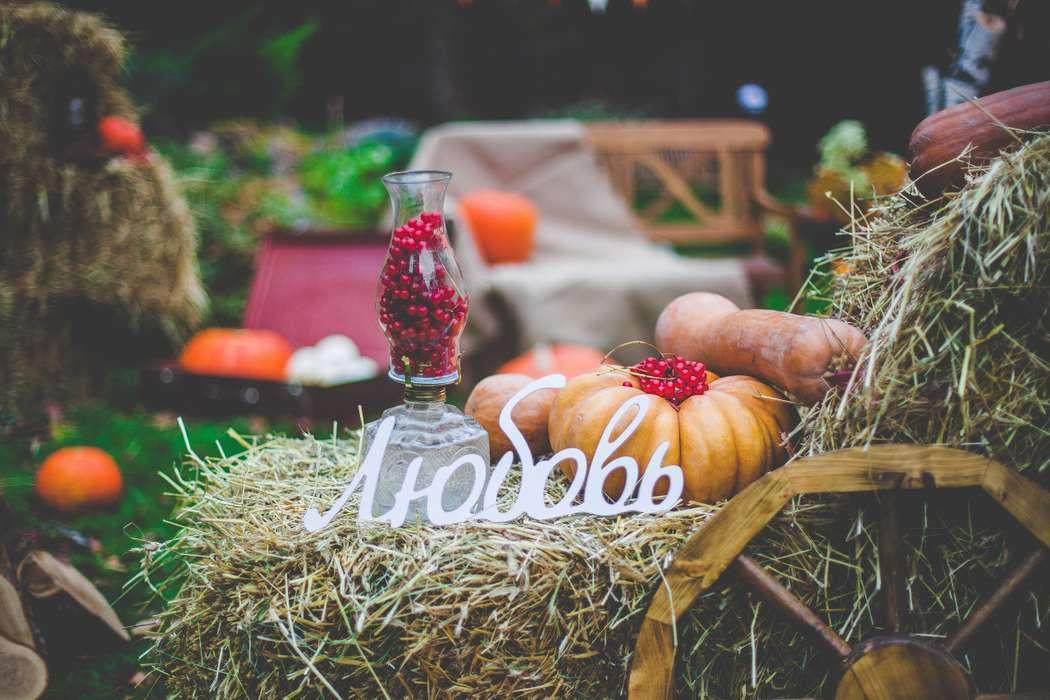 """Фото 8040880 в коллекции Осенняя фотозона - """"Важный день"""" - декор и флористика"""