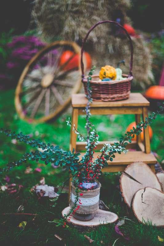 """Фото 8040886 в коллекции Осенняя фотозона - """"Важный день"""" - декор и флористика"""