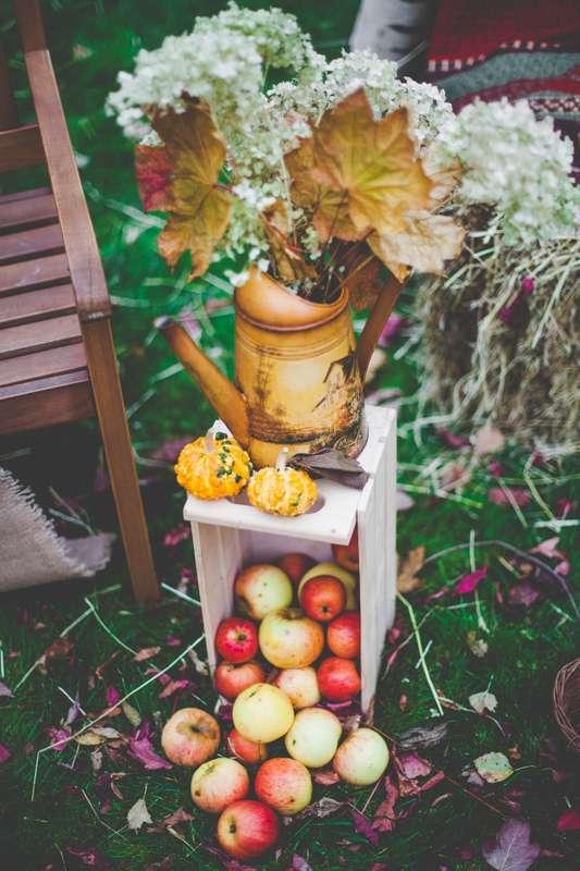 """Фото 8040892 в коллекции Осенняя фотозона - """"Важный день"""" - декор и флористика"""