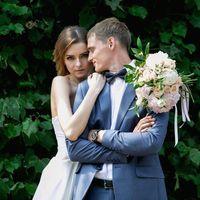 Букет невесты Пион Розовый
