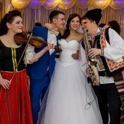 """Выступление """"Этно-свадьба"""" 40 минут"""
