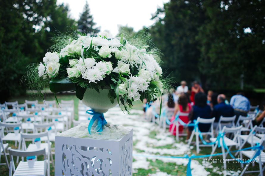 Фото 8049568 в коллекции Свадьба Максим и Евгения - Организатор Ксения Люблю