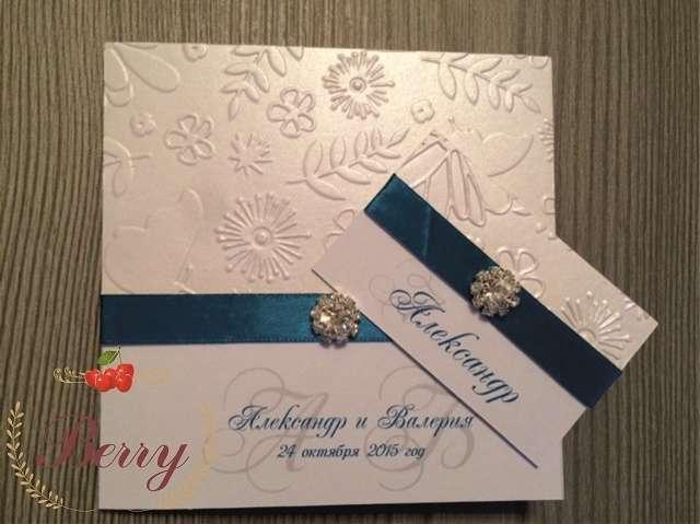 """Фото 8068418 в коллекции Приглашения - """"Berry"""" аксессуары и приглашения на свадьбу"""