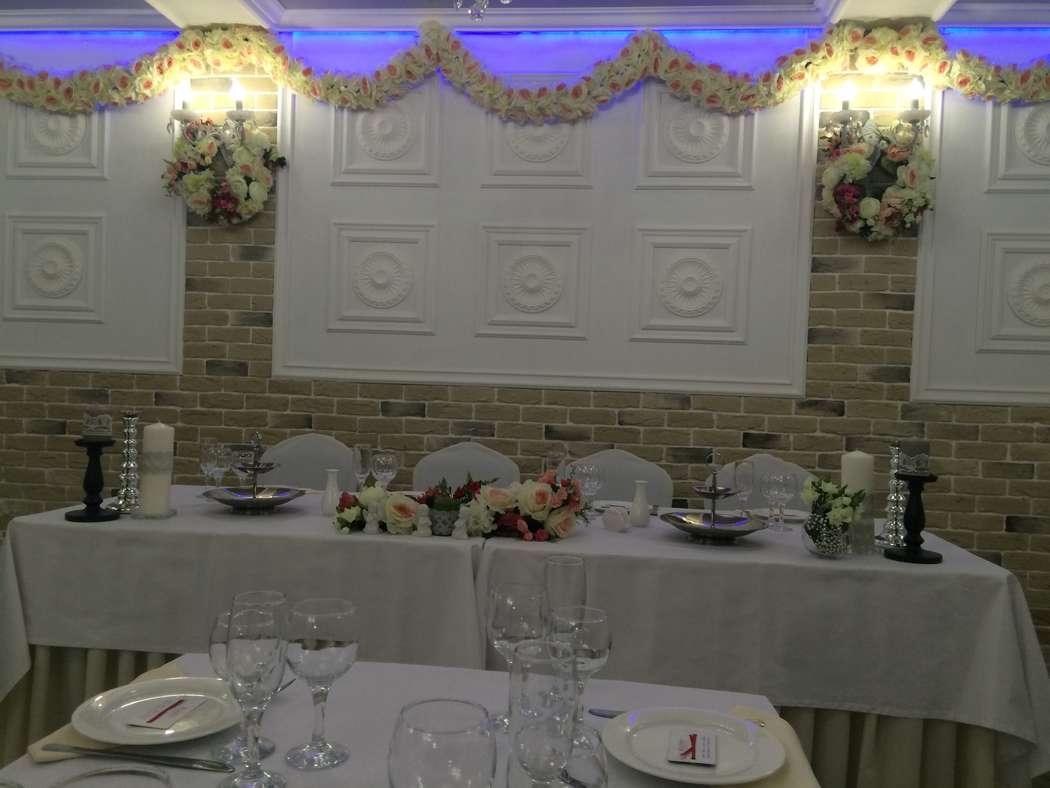 Возможна аренда только зала, вся еда и напитки Ваши. - фото 8149148 Gosti Banket hall