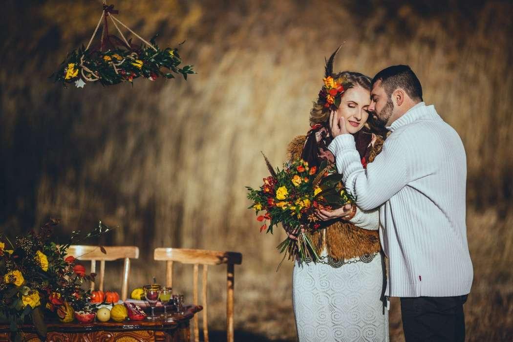 Фото 8163824 в коллекции Свадьба Насти и Леши - Фотограф Marina Bon