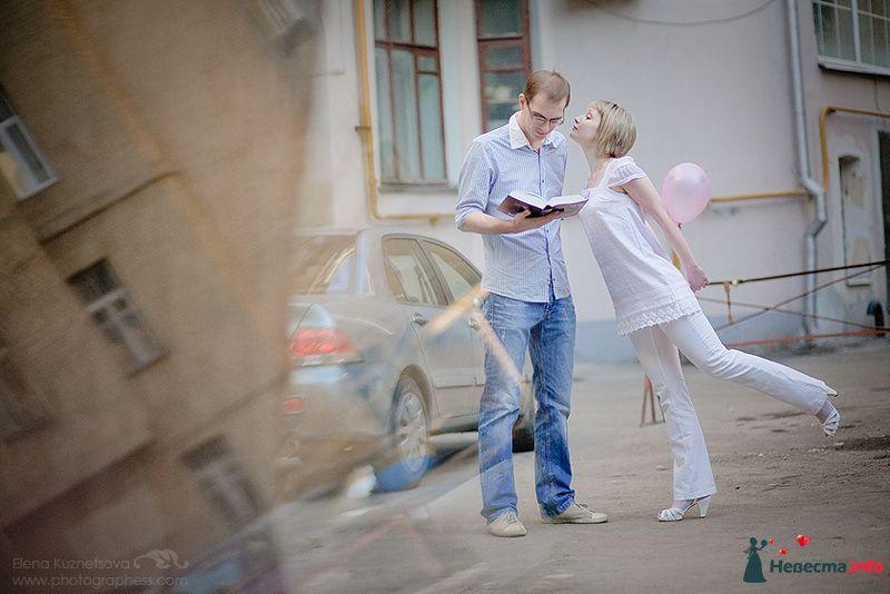 Фото 89393 в коллекции Артем и Оксана - Мастерская свадебной фотографии Елены Кузнецовой
