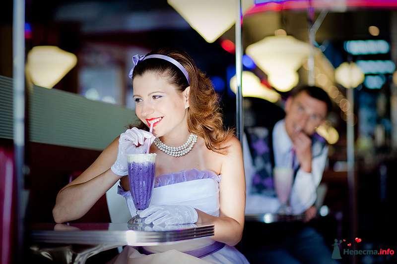 Фото 124629 в коллекции Он, Она и рок&ролл - Мастерская свадебной фотографии Елены Кузнецовой