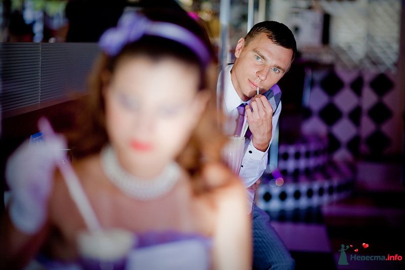 Фото 124630 в коллекции Он, Она и рок&ролл - Мастерская свадебной фотографии Елены Кузнецовой
