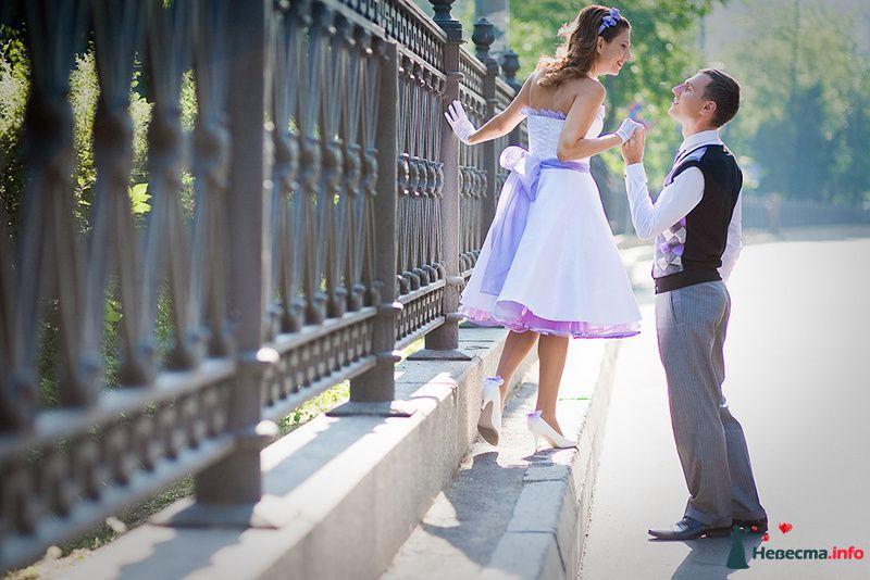 Фото 124639 в коллекции Он, Она и рок&ролл - Мастерская свадебной фотографии Елены Кузнецовой