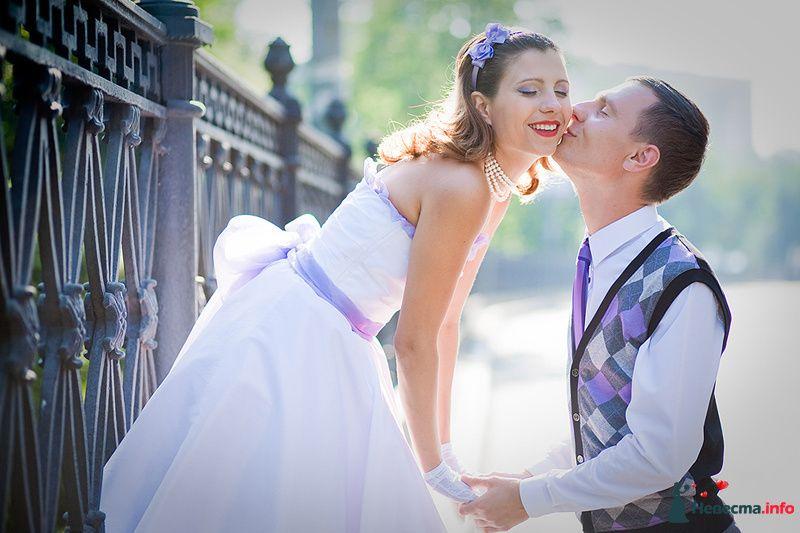 Фото 124641 в коллекции Он, Она и рок&ролл - Мастерская свадебной фотографии Елены Кузнецовой