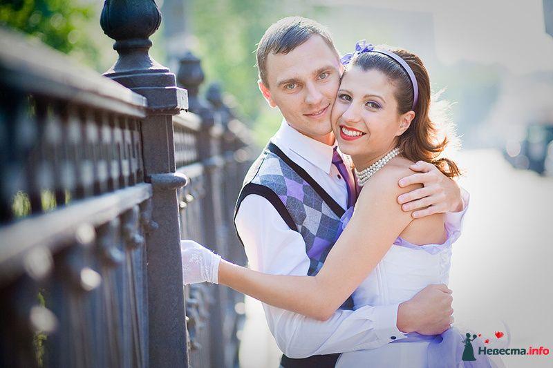 Фото 124642 в коллекции Он, Она и рок&ролл - Мастерская свадебной фотографии Елены Кузнецовой