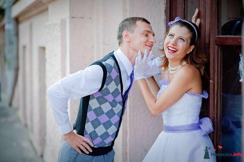 Фото 124645 в коллекции Он, Она и рок&ролл - Мастерская свадебной фотографии Елены Кузнецовой