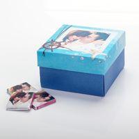 """Подарочный набор """"Подарок"""" с 5г. шоколадками"""
