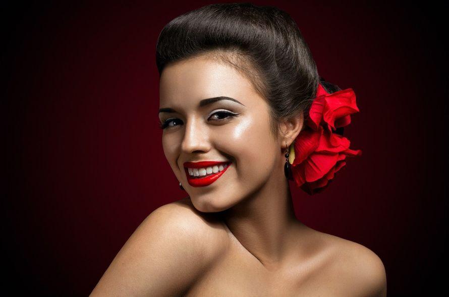 Makeup&hair: Ксения Анисимова Model: Мария Ильмова Photo: Алексей Анисимов - фото 4247245 Арт-визажист Ксения Анисимоваа